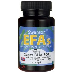 SWANSON Super EPA 30 kaps.