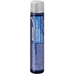 MULTIPOWER Guarana shot 25 ml