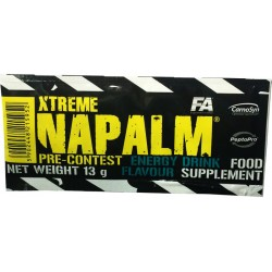 FITNESS AUTHORITY Napalm Pre-Contest 12 g