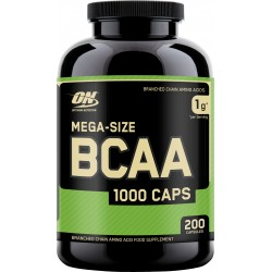 Optimum BCAA 1000 200 kaps.