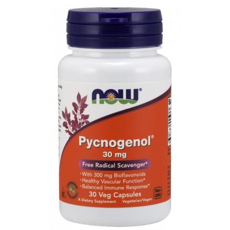 NOW FOODS Pycnogenol 30 mg 30 weg.kaps