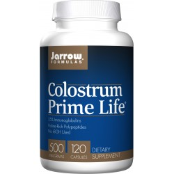 JARROW FORMULAS Colostrum Prime Life 500mg 120 kaps.