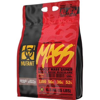 PVL Mutant Mass 6800 g Czekolada