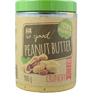 FITNESS AUTHORITY Peanut Butter 900g