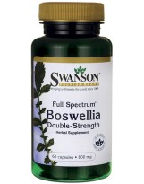 SWANSON SW F.S. Boswellia 800mg 60 kaps.