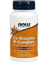 NOW FOODS Co-Enzyme B-Complex 60 weg.kaps.