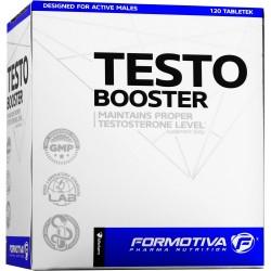 FORMOTIVA Testo Booster 120 tab.