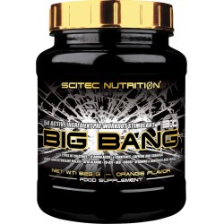 SCITEC Big Bang 2.0 825 g