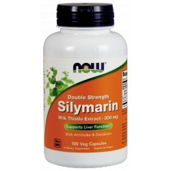 NOW FOODS Silymarin 300mg 100 kaps.