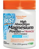 Doctors Best High Absorption Magnesium 200g