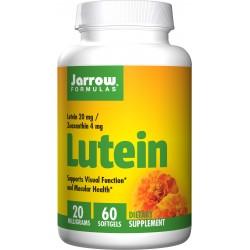 JARROW FORMULAS Lutein 20mg 60 gels.