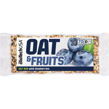 BIOTECH Oats Bar 70g