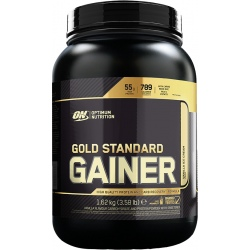 OPTIMUM Gold Standard Gainer 1620g + Smart Shaker 1l + Kreatyna 144g