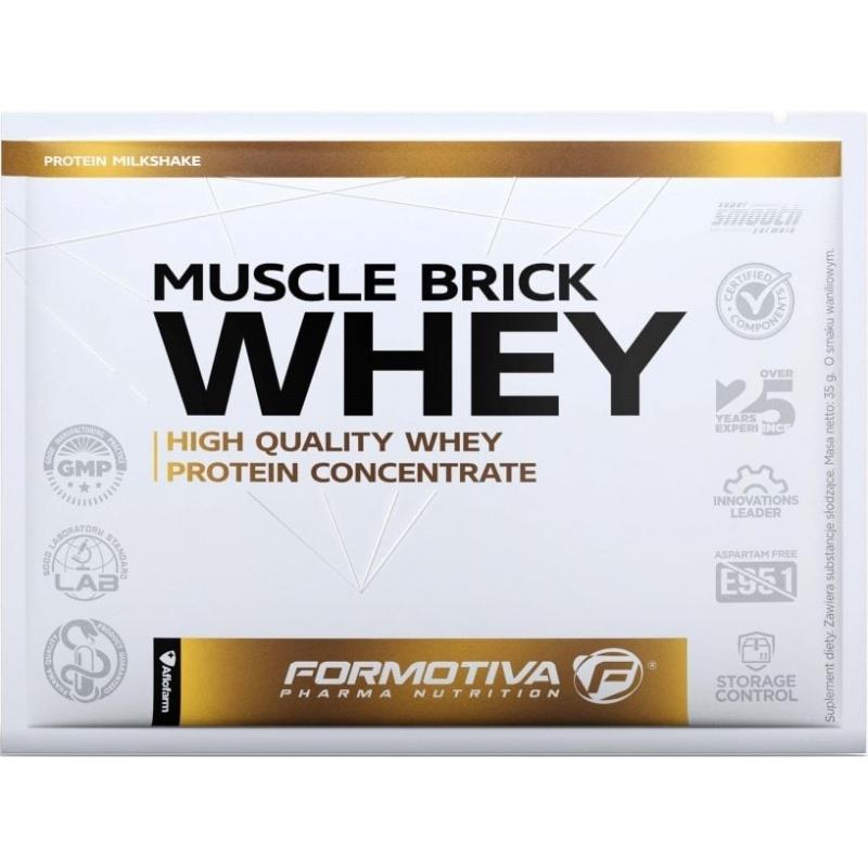 FORMOTIVA Muscle Brick Whey 35g