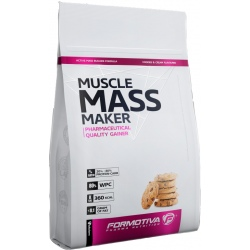 FORMOTIVA Muscle Mass Maker 1kg
