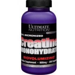 UlTIMATE Creatine 900mg 200 kaps.