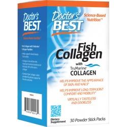 Doctors Best Fish Collagen TrueMarine 30 sticks
