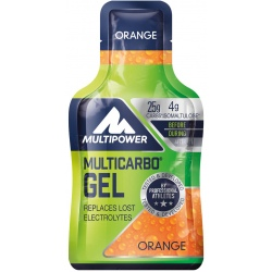 MULTIPOWER Multi Carbo Gel 40g