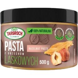 TARGROCH Pasta z orzechów laskowych 500g