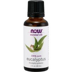 NOW FOODS Eucalyptus Oil 30 ml.