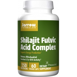 JARROW FORMULAS Shilajit Fulvic Acid 60 weg.kaps.