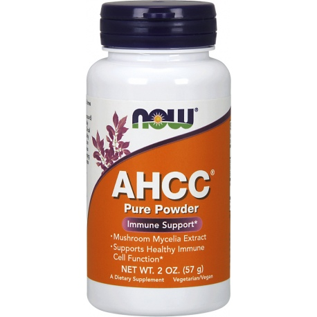 NOW FOODS AHCC Pure Powder 57g