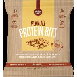 TREC BETTER CHOICE Protein Bits 100 g Cinammon-Peanut