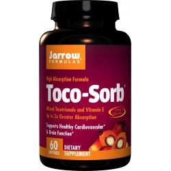 JARROW FORMULAS Toco-Sorb 60 gels.