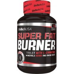 BIOTECH Super Fat Burner 100 tablets