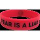 STREFA MOCY Opaska Fear is a Liar