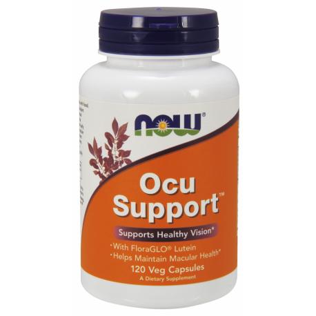 NOW FOODS Ocu Support 120 weg.kaps.