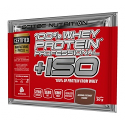 SCITEC Whey Protein Professional + ISO 30g