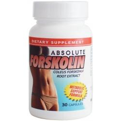 ABSOLUTE NUTRITION Forskolin 30 vcaps.