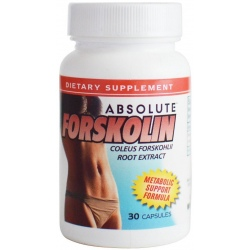 ABSOLUTE NUTRITION Forskolin 30 weg.kaps.