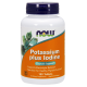 NOW FOODS Potassium plus Iodine 30mg 180 tabl.