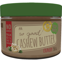 FITNESS AUTHORITY Cashew Butter 350 g