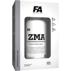 FITNESS AUTHORITY ZMA 90 kaps.