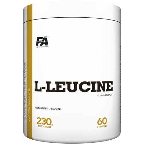 FITNESS AUTHORITY L-Leucine 230 g