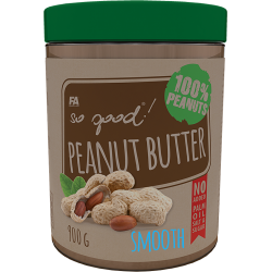 FITNESS AUTHORITY Peanut Butter 900 g
