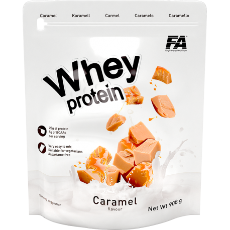 FITNESS AUTHORITY Whey Protein 908g