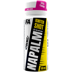 FITNESS AUTHORITY Napalm Igniter shot 60 ml