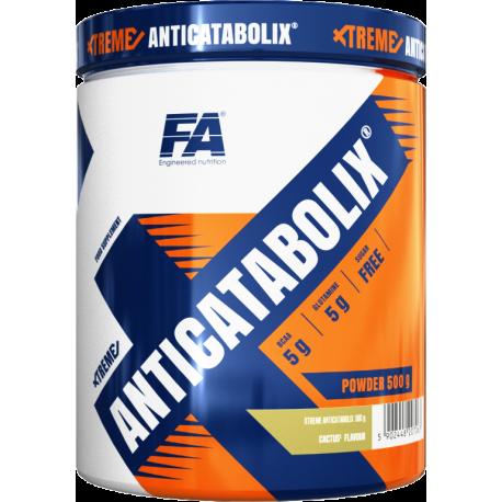 FITNESS AUTHORITY Xtreme Anticatabolix 500 g