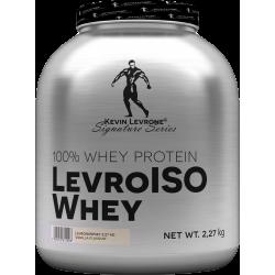 Kevin Levrone Iso Whey 2270 g Czekolada