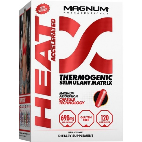 MAGNUM Heat Accelerated 120 kaps.