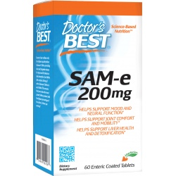 Doctors Best SAMe 200mg 30 tabl.
