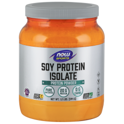 NOW FOODS Soy Protein Isolate 544g
