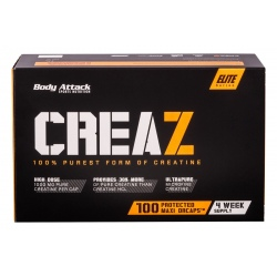 BODY ATTACK Creaz ATP 100 kaps.