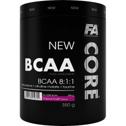 FITNESS AUTHORITY BCAA Core 8:1:1 350g