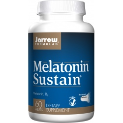 JARROW FORMULAS Melatonin Sustain 60 tabl.
