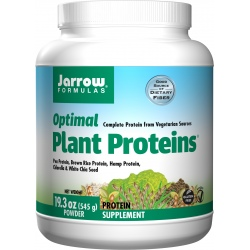 JARROW FORMULAS Optimal Plant Proteins 545g